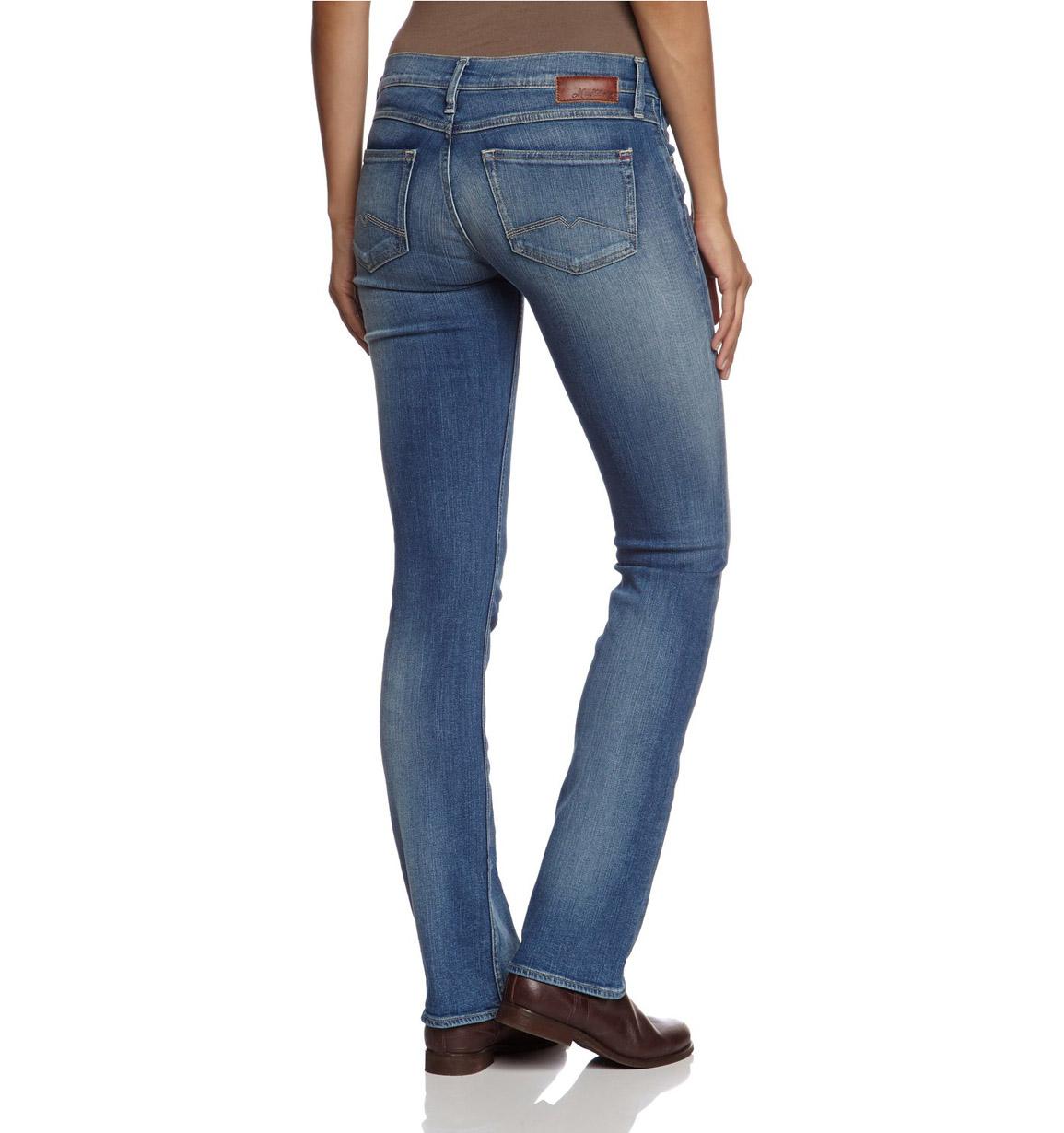 MUSTANG Damen Regular Fit Girls Oregon Jeans