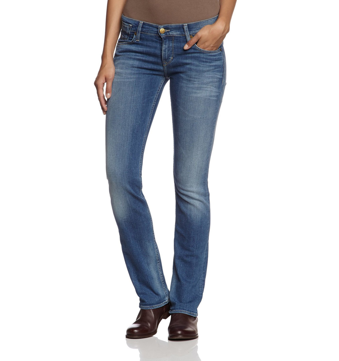 Jeans 5039 Damen 3580 Girls Oregon 512 Shoes Mustang wXknP80O